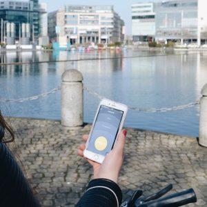 Radbonus: App runterladen, losradeln und belohnt werden!