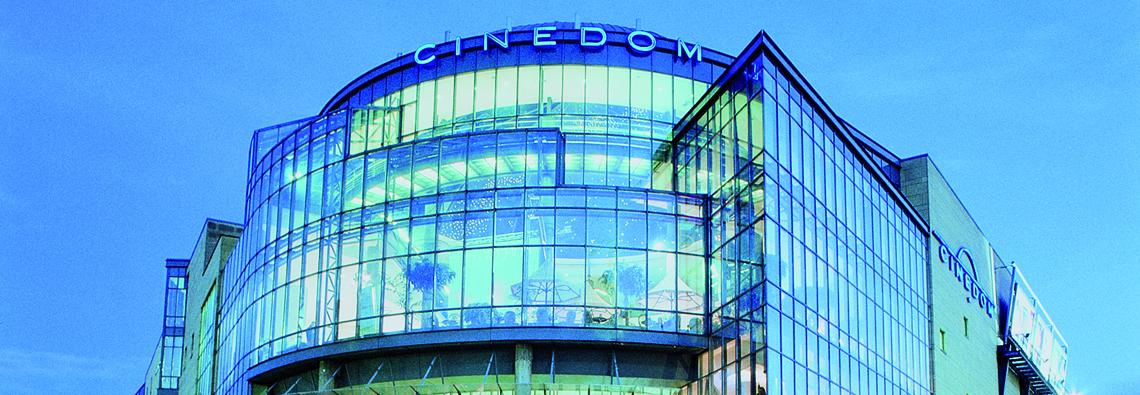 Köln Mediapark Kino