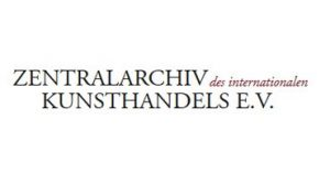 Zentralarchiv des internationalen Kunsthandels e.V. ZADIK