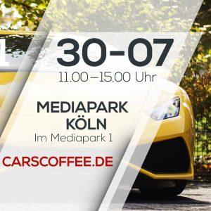 CARS & COFFEE Köln