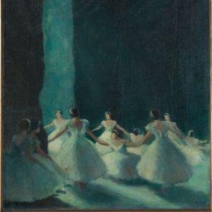 Deutsches Tanzarchiv Köln – Berliner Secession und Russisches Ballett: Ernst Oppler