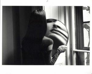 Duane Michals: Dr. Heisenbergs Serie, Bild 5, Courtesy Galerie Clara Maria Sels