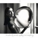 Duane Michals: Dr. Heisenbergs Serie, Bild 6, Courtesy Galerie Clara Maria Sels