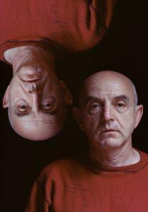 Duane Michals: UpsideDown, Courtesy Galerie Clara Maria Sels