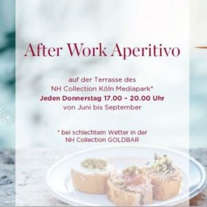 After Work Aperitivo im NH Collection