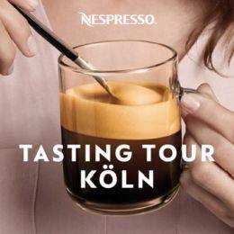 Die Nespresso Vertuo Tasting Tour im MediaPark