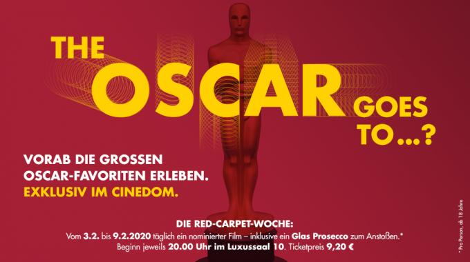 2020-02-03 CINEDOM_Oscars_Keyvisual_WEB_Teaser_980x550px