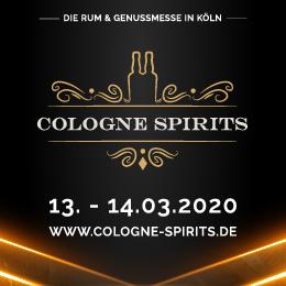 Cologne Spirits – die Rum- und Genussmesse in Köln